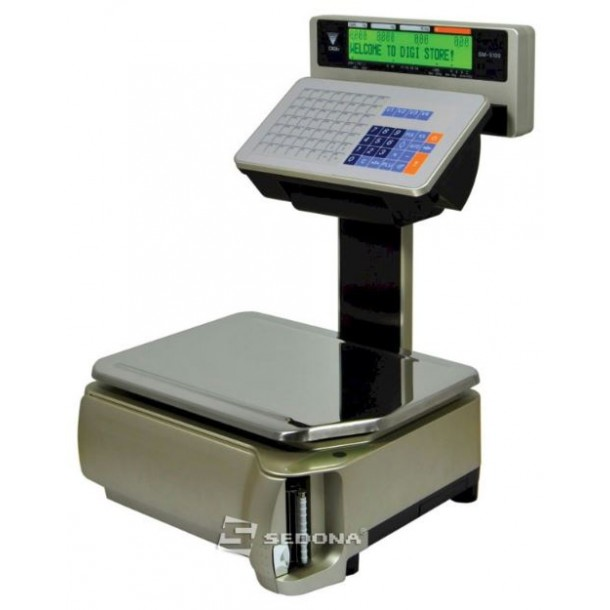 Labeling Scale Digi SM 5100 EV
