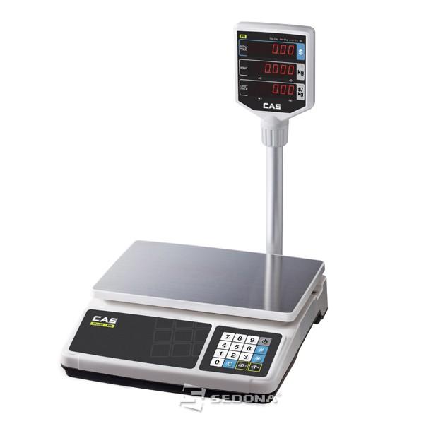 Price Computing Scale Cas PR Plus 30P