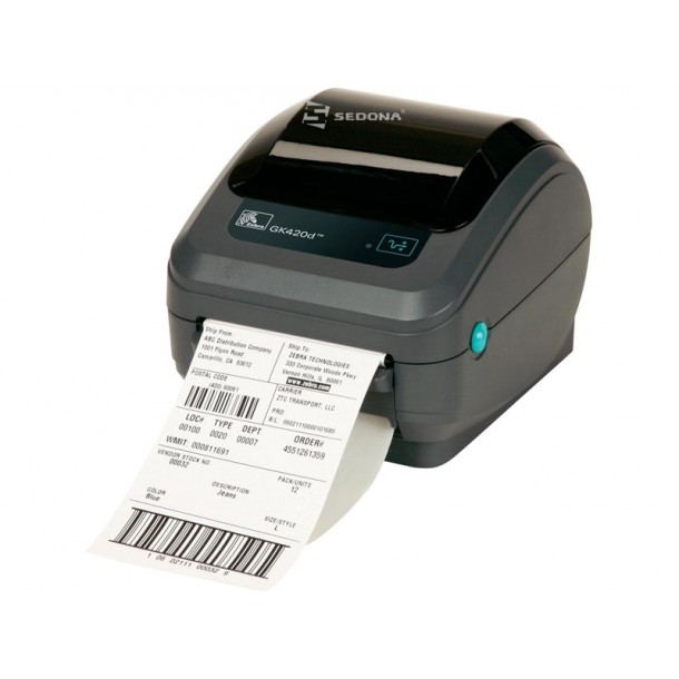 Label Printer Zebra GK420d