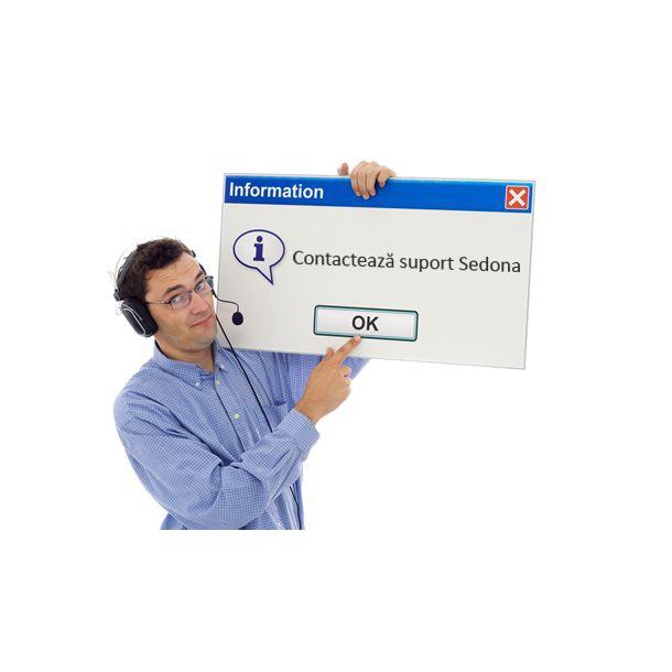Contract de service remote pentru sistem - 6 luni