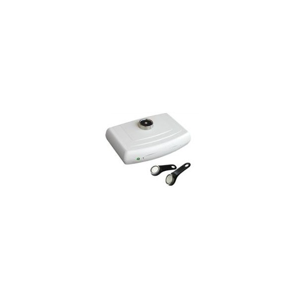 Dallas and magnetic card reader