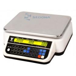 Cantar comercial Digi DS782 B cu conectare RS232 - Acumulator