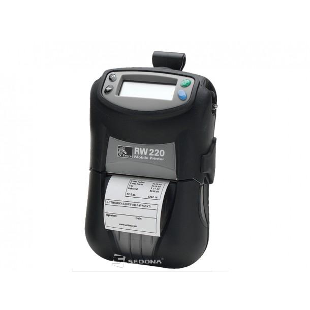 POS Mobile Printer Zebra RW220 USB