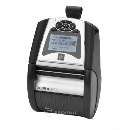 Portable Printer Zebra QLn320