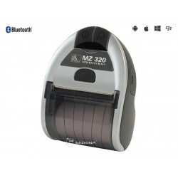 POS Portable Printer Zebra iMZ320 USB+Bluetooth