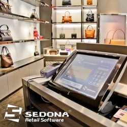POS Software Front-Office & Back-Office - Sedona Retail