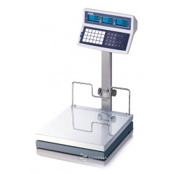 Platform Scale Cas ES-S Foldable, 35x40cm, 60 kg