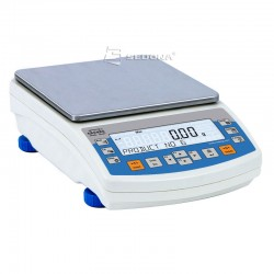 Precision balance Partner PS 1200, 195 x 195mm, 1200g, 0,01g - with Metrological Approval