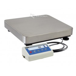 Cantar de verificare Partner WLC 6 – 30 x 30 cm, 6kg, 01,g - Cu Metrologie
