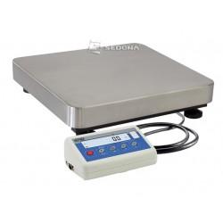 Cantar de verificare Partner WLC 6 – 30 x 30 cm, 6kg, 01,g - cu verificare metrologica