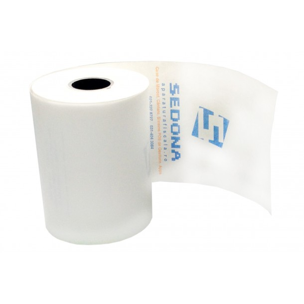 Thermal roll for POS printer, 50mm wide 20.3m long