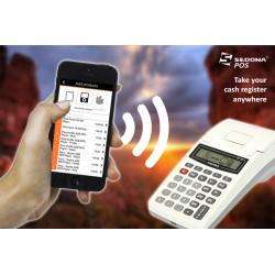 Sedona POS - Aplicatie Android de bonuri fiscale si facturi - 1 an