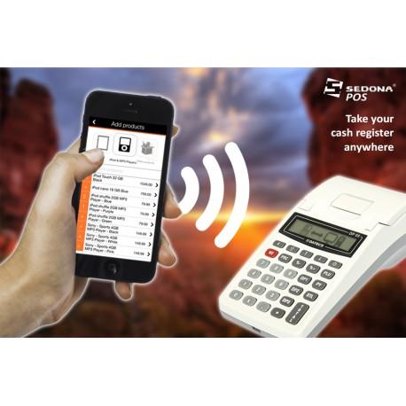 Aplicatie de mobil pentru comert si distributie - Sedona POS
