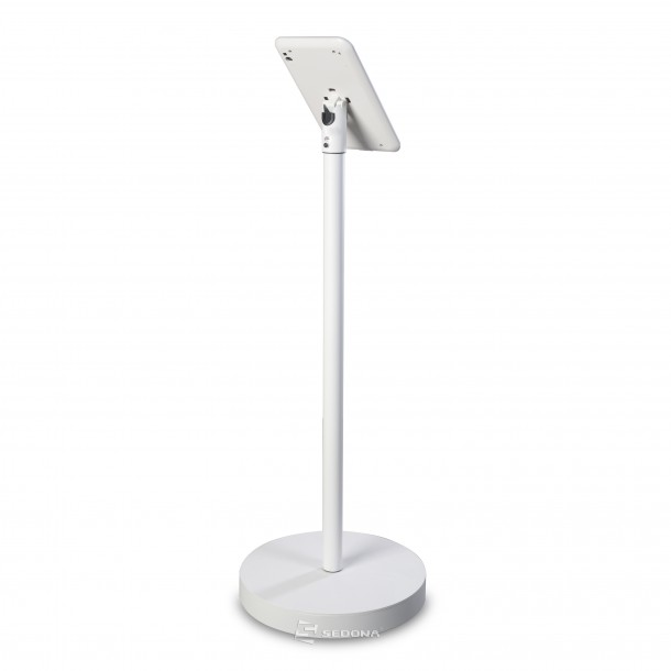 Tablet Floor Stand SpacePole i-Frame