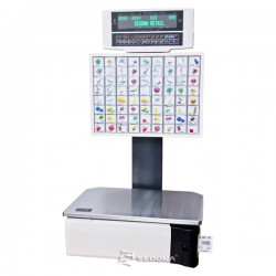 Labeling Scale Digi SM100 BS Plus Self Service