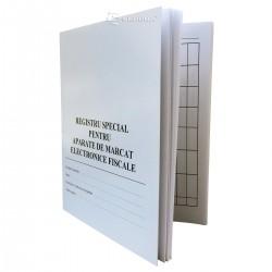 Registru special pentru case de marcat