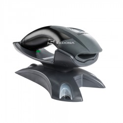 Cordless barcode scanner 1D Honeywell Voyager 1202g-BF (Battery Free)
