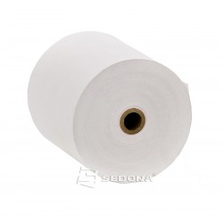Thermal roll for POS printer, 80mm wide 72m long