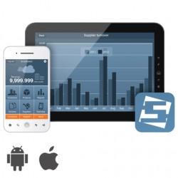 Sedona Eye - Aplicatie de rapoarte pe mobil