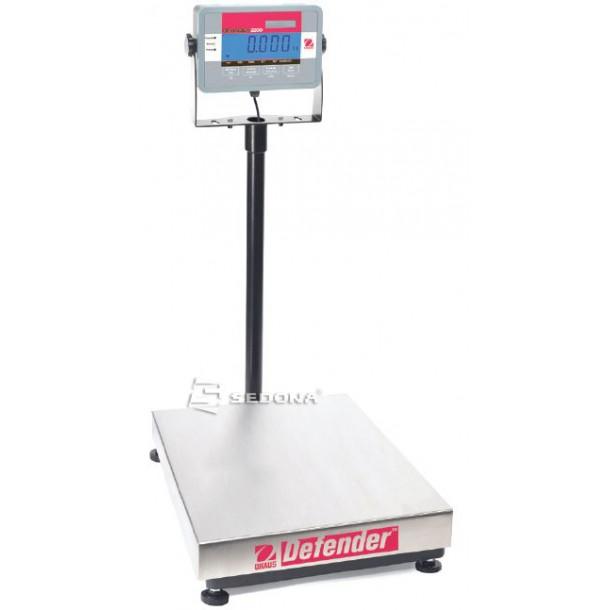 Platform Scale Ohaus Defender 2200, 65x50cm, 150/300 kg