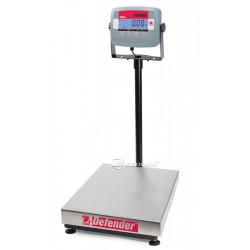 Cantar platforma Ohaus Defender 3000 Integral Inox, 55x42cm, 150kg