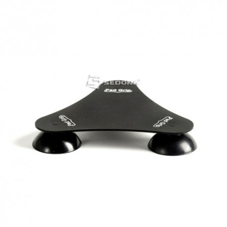 Gecko Plate Adapter with suction cups for Magnetic Pad Grip