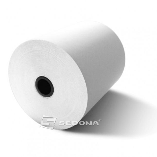 Rola imprimanta POS, hartie termica, 75mm latime 26m lungime