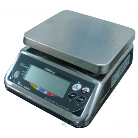 Check Weighing Scale Digi TCW-WP with Metrological approval