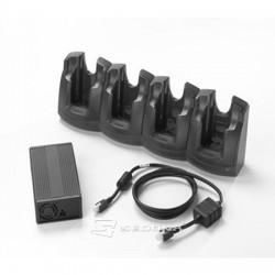 Cradle 4 sloturi pentru terminalele Motorola MC55/MC65