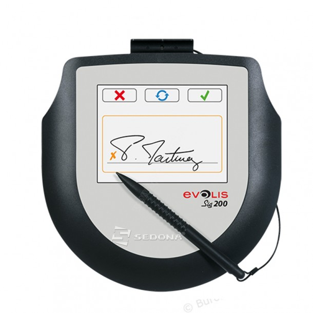 Evolis Sig200 + Software Signo Sign