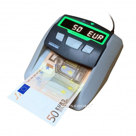 Ratiotec automatic banknote detector Soldi Smart Pro