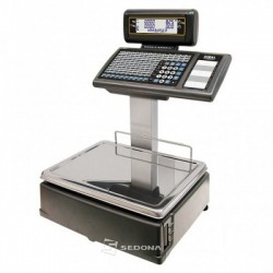 Labeling Scale Dibal Mistral M 515 Double Body