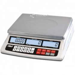 Price Computing Scale Cely SPC Flat - 6/15/30 kg - without Connexion - Power Supply
