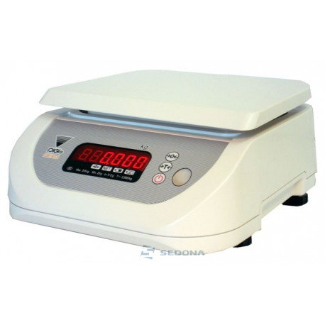 Check Weighing Scale Digi DS673 3/6/15/30 kg with Metrological approval