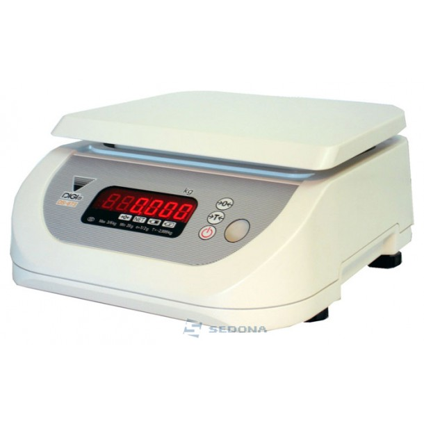 Check Weighing Scale Digi DS673 with Metrological approval