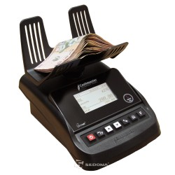Masina de numarat bani prin cantarire Cashmaster Sigma 105