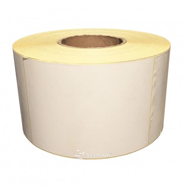 Rola etichete autocolante, direct termice, 100 x 100mm (1440 et.)