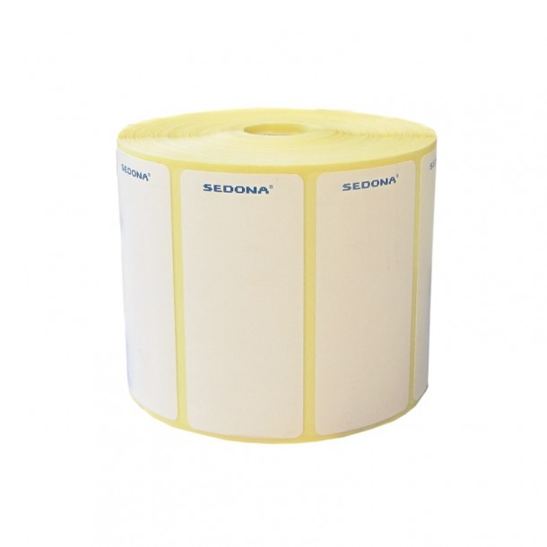 58 x 93 mm Label Rolls Direct Thermal (1000 labels/roll)