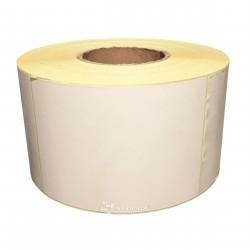 Rola etichete autocolante, transfer termic, 102 x 144 mm (1000 et.)