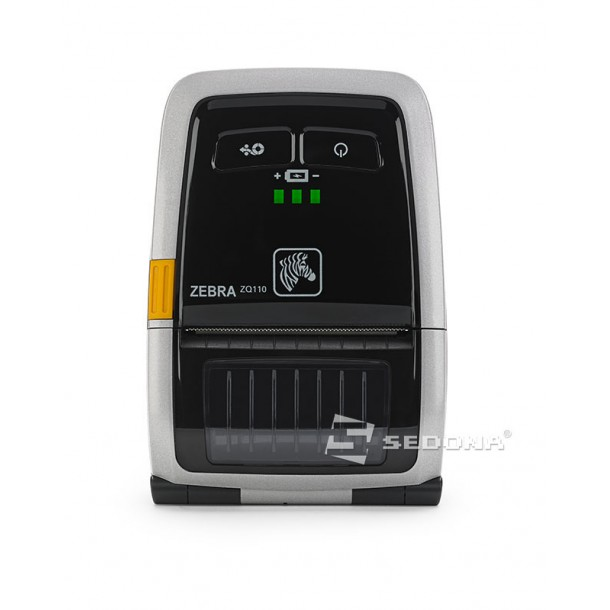 POS Mobile Printer Zebra ZQ110 USB+Bluetooth+EDR