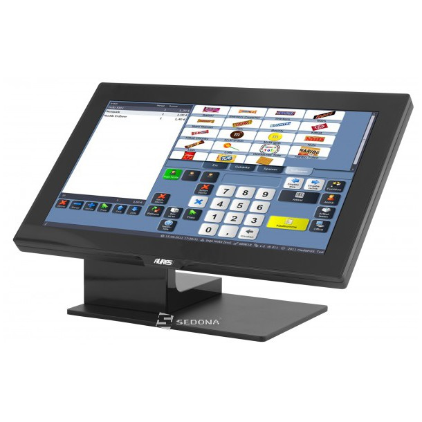 POS All-in-One Aures Yuno Wide, 15''
