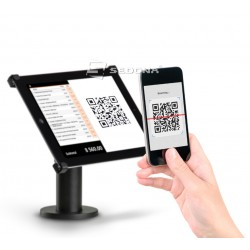 Customer display solution with tablet