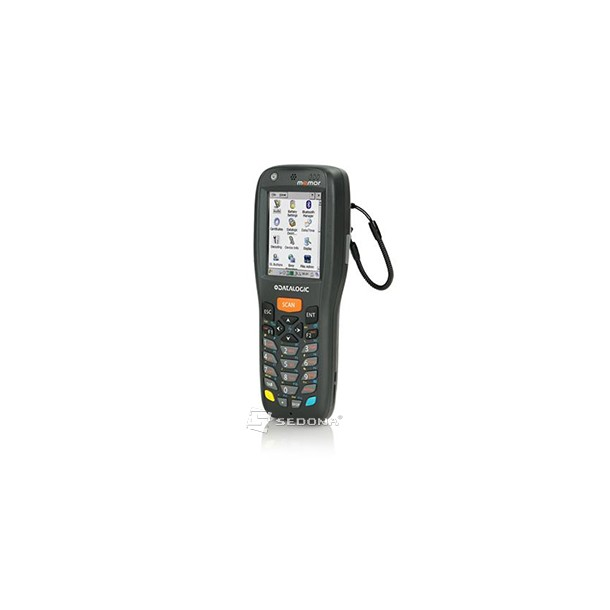 Mobile Terminal with scanner 2D Memor X3 – Windows CE