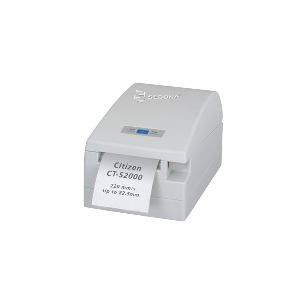Imprimanta POS Citizen CT-S2000 conectare USB+RS232