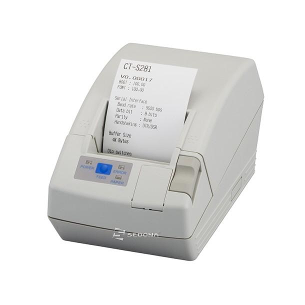 Imprimanta POS Citizen CT-S281 conectare USB