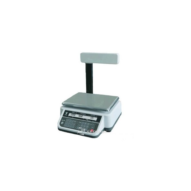 Price Computing Scale Digi DS781 P - 15/30 kg - without Connexion - Battery
