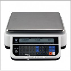 Price Computing Scale Digi DS781 B - 15/30 kg - without Connection - Battery