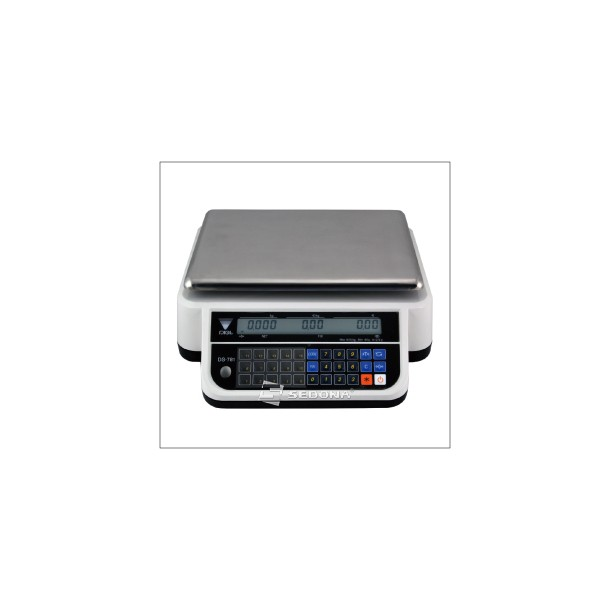 Cantar comercial Digi DS781 B - Fara conectare - Baterii