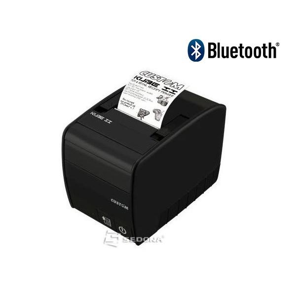 POS Printer Custom Kube II RS232+USB