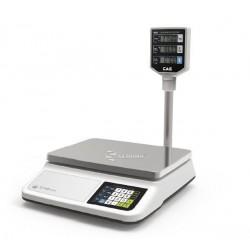 Price Computing Scale CAS PR PLUS USB With Pole 30 kg